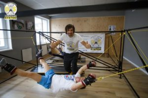 Фото: Упражнения в Квадро Центре от болей в пояснице