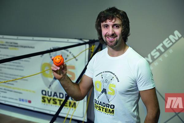Фото: Сергей Слюсаренко в Quadro System Training Center