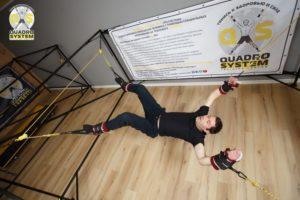 Фото: упражнения при болях в пояснице от Quadro System