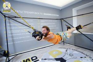 Фото: упражнения при геморрое по системе Quadro System
