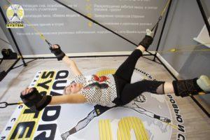 Фото: упражнения при грыжи позвоночника