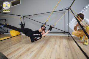Фото: гимнастика Quadro System при грыжи позвоночника