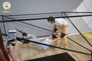 Фото: гимнастика при остеохондрозе позвоночника