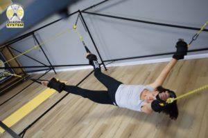 Фото: упражнения от целлюлита по системе Quadro System