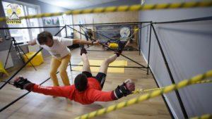 Фото: гимнастика Quadro System при остеопорозе